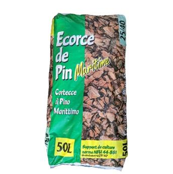T ECORCE DECORATIVE 50 LITRES 25x40mm